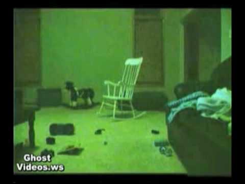 Screamer Warning Rocking Chair Ghost Youtube