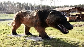 19 Terrifying Animals You're Glad Are Extinct