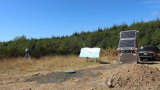 Installing Earthquake Early Warning Station CORE in Aberdeen, WA