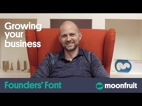 Tips for growing a small business: Founders' Font of Knowledge