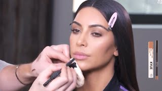 [FULL VIDEO] Kim Kardashian | The Shimmer and Shine Makeup Tutorial By Mario Dedivanovic