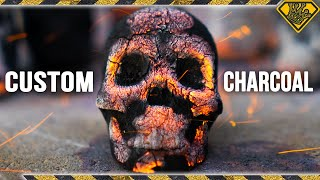 The Creepiest DIY Charcoal