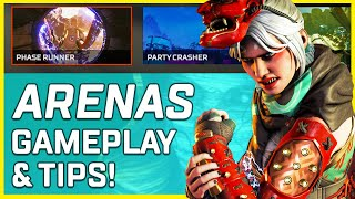 Apex Legends Arenas Overview - Tips & Tricks To Get Started! - (Season 9 Legacy)