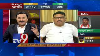 Nandyal By-poll Results- Ambati Rambabu reacts on TDP's le..