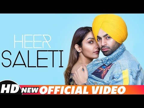 Jordan Sandhu - Heer Saleti (Official Video) Bunty Bains - The Boss