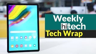 Vivo Z1 Pro, Samsung Galaxy Tab S5e launch and Facebook down I Hi Tech Weekly Tech Wrap 2