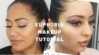 EUPHORIA MADDY MAKEUP TUTORIAL