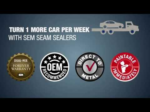 Increase Your Revenue With SEM Seam Sealers