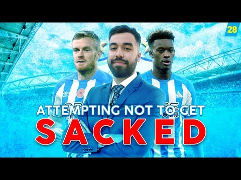 ANTGS FM19 | Huddersfield Town | Episode 28