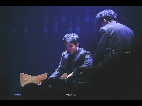 CHANSOO Moment at EℓyXiOn Dot in Seoul