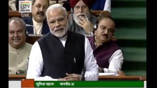 PM Modi Funniest video Ever in LokSabha- Must See