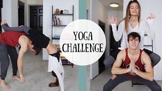 Yoga Challenge with Marcus | Kristin Lauria