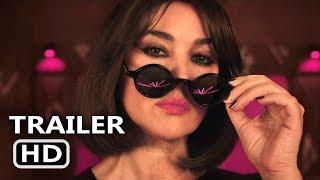 NEKROTRONIC Official Trailer (2019) Monica Bellucci Sci Fi Movie HD