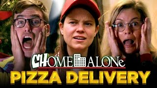 Tricking The Pizza Person Is Harder Than It Looks (CHome Alone 2/5)