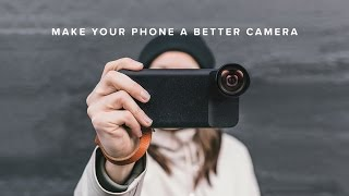 Moment: Make Your iPhone and Pixel A Better Camera