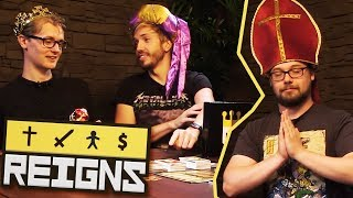 LONG LIVE THE KING | Reigns: The Council #ad
