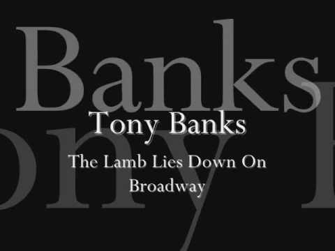 Tony Banks - Genesis - The Lamb Lies Down On Broadway
