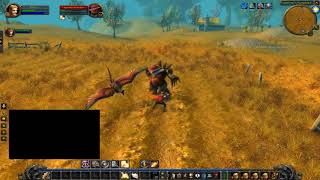 Classic Wow Demo Alliance Paladin Part 1