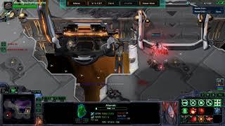 스타크래프트 2(StarCraft II) 플레이 94 - 아케이드: Special Forces Elite 5