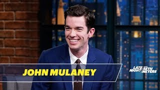 John Mulaney Didn't Appreciate Being Upstaged by a Proposal at the Emmys