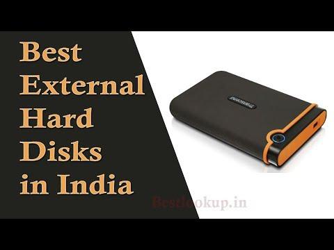 Best External Hard Disks in India
