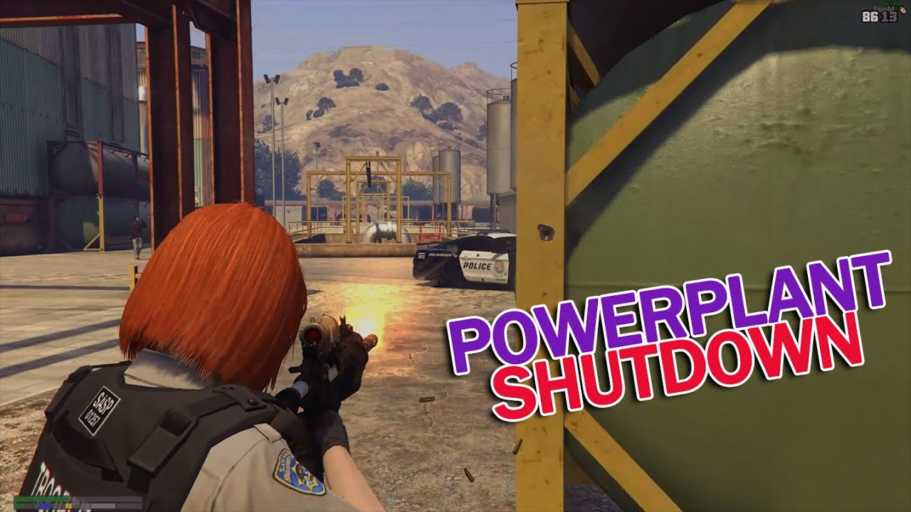 CHANG & DAB SHUTDOWN POWERPLANT, ANGEL vs DAB (FULL, ALL ANGLES) | GTA 5 RP  NoPixel (GTA 5 Roleplay)
