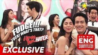 FEAR BOX CHALLENGE with JoshLia! Sino'ng unang tumiklop?