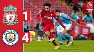 Highlights: Liverpool 1-4 Manchester City | Reds beaten at Anfield