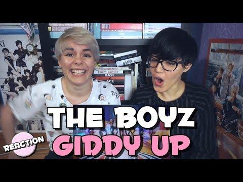 THE BOYZ (더보이즈) - GIDDY UP ★ MV REACTION