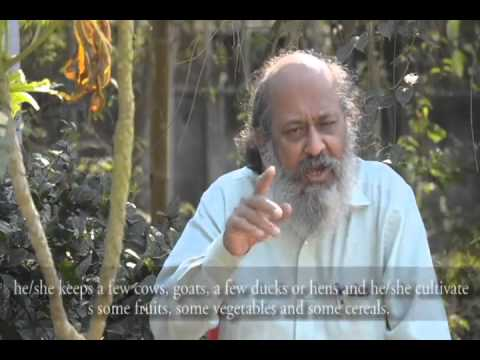 Need for ecological agriculture - Ardhendu S. Chatterjee Part 2