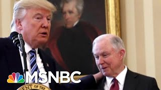 With Jeff Sessions Out As Attorney General, What Happens To Robert Mueller? | Deadline | MSNBC