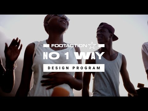 Footaction unveils the No 1 Way Design Program open to all HBCU students! Apply today at www.pensole.com!