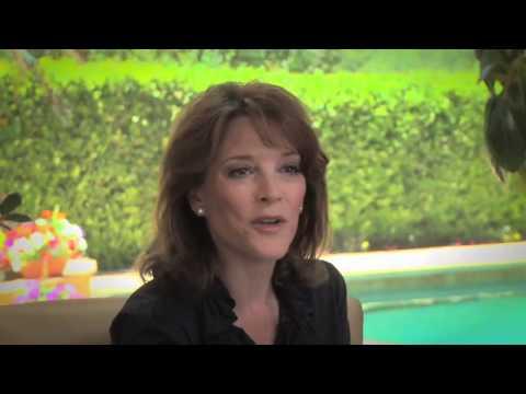 Marianne Williamson praat met vroue oor nood en genesing