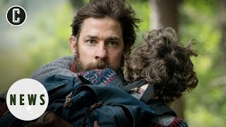 A Quiet Place Monsters Explained by John Krasinski