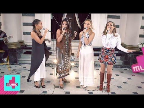 Little Mix - How Ya Doin' (Live acoustic)