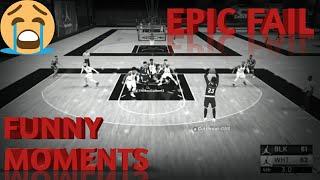 NBA 2K19 Epic Fails   NBA 2K19 Funny Moments #1