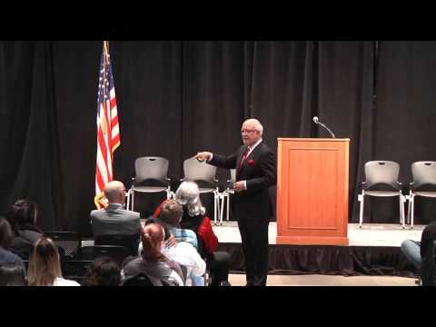 2 25 16 Assembly Dr. Arlan Fuhr D.C. Speaking