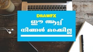 Draw FX, powerful photo editor app creates amazing magic photo by Computer and mobile tips