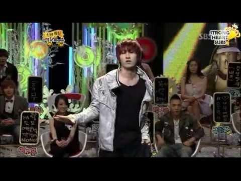 (@AllRiseSilver) Power Dance Super Junior - Eunhyuk