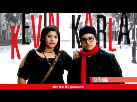 Baixar Kevin Karla & La Banda - More Than This [One Direction] (Cover Spanish)