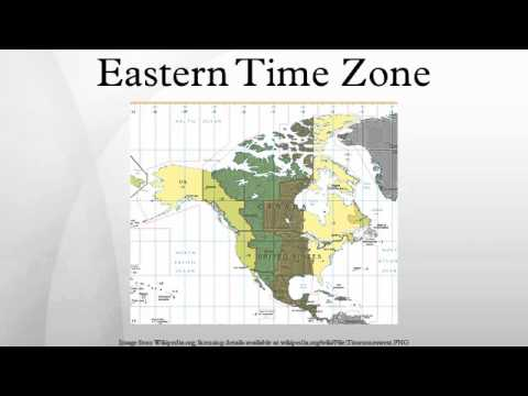 Eastern Time Zone