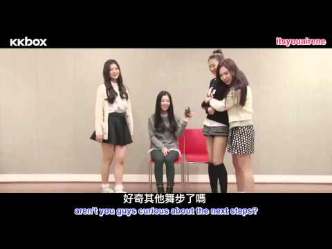 [ENG SUB] 150115 Red Velvet 레드벨벳 - KKBOX Interview