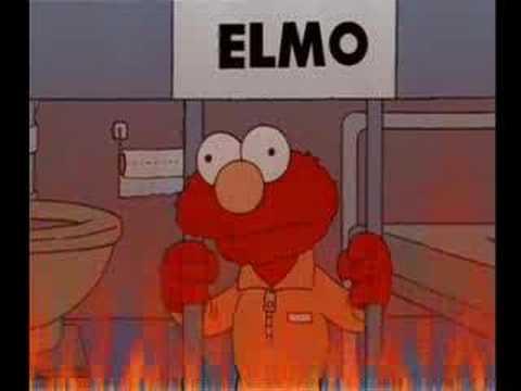 Evil Elmo Youtube