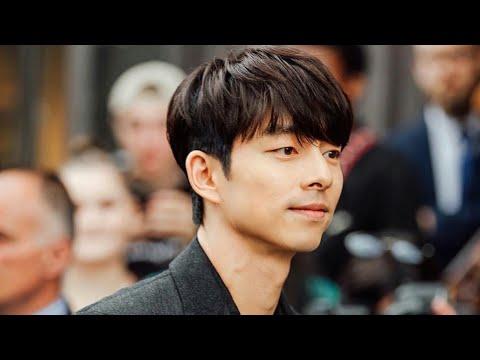 Korean actor Gong Yoo Paris fashion week show Louis Vuitton孔刘出席2020春夏巴黎男裝周