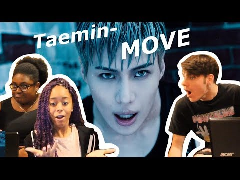 Taemin Move #1 MV Reaction!