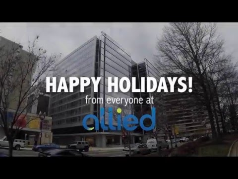 Allied Holiday Greeting - 2015