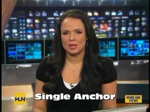 HLN News. Sample Single Anchor News Reporting - YouTube