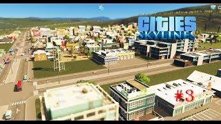 Cities skyline preparandose para la universidad y la gran plaga #3