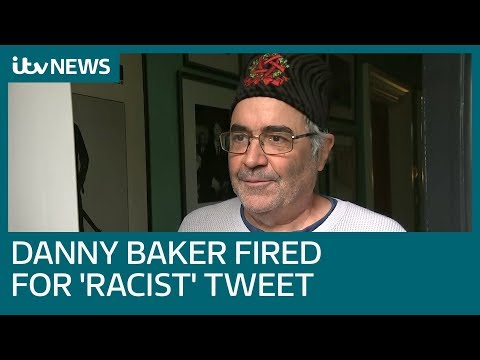 Radio DJ Danny Baker sacked by BBC over royal baby 'racist' post | ITV News