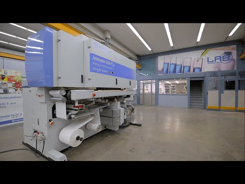 Jetmaster 350-FC - Digital SinglePass printer roll to roll